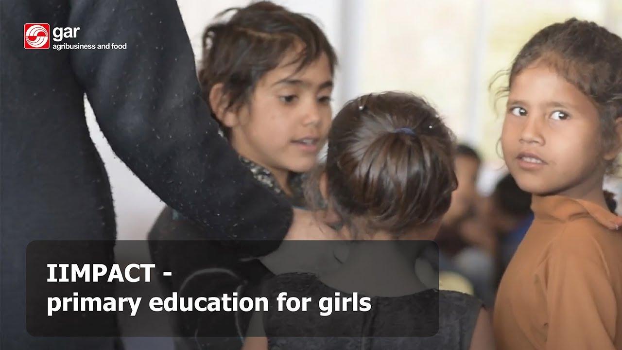 IIMPACT – primary education for girls